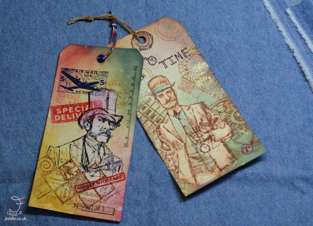 Time Traveller Tags